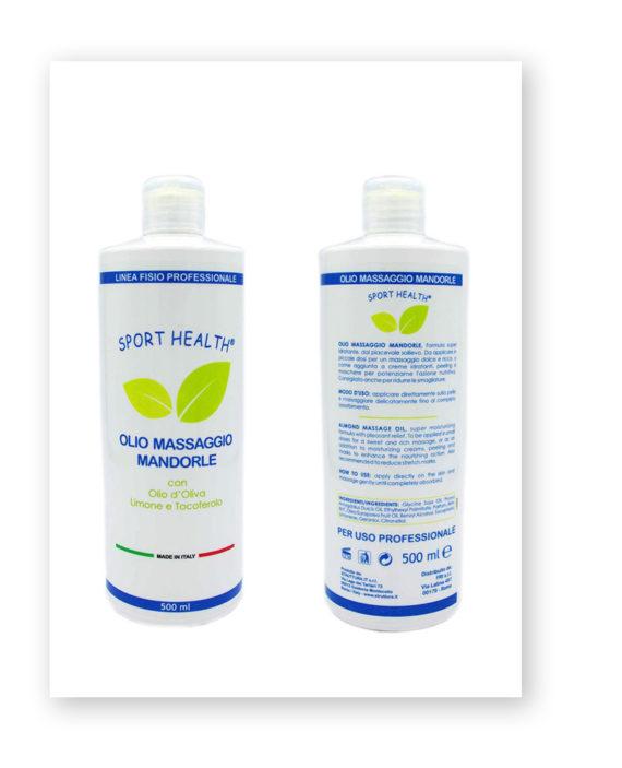 Olio Massaggio Mandorle